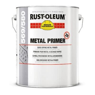 Rust-Oleum Metaal Primer 569 – Snel Overschilderbaar