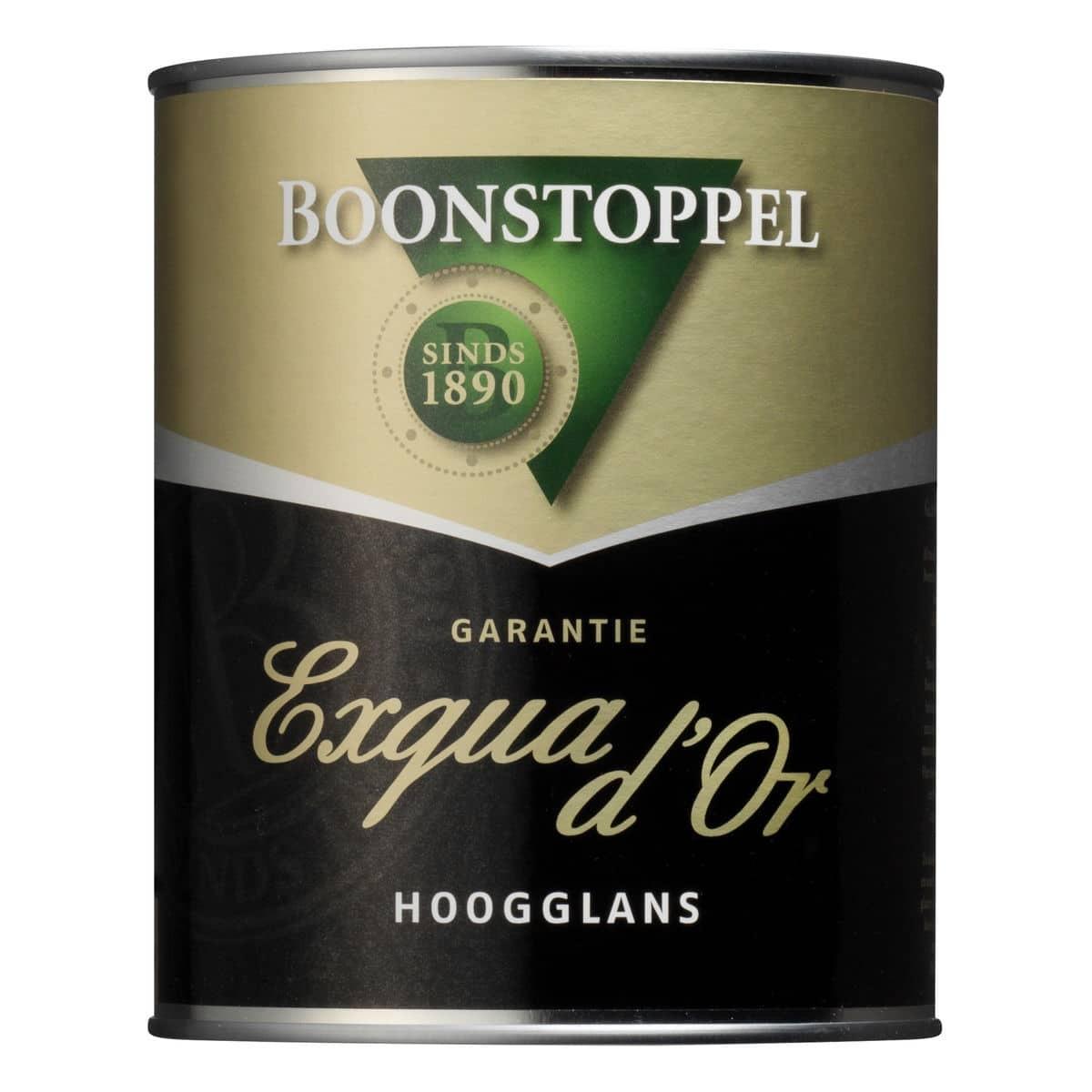 Boonstoppel Garantie Exqua d'Or Hoogglans