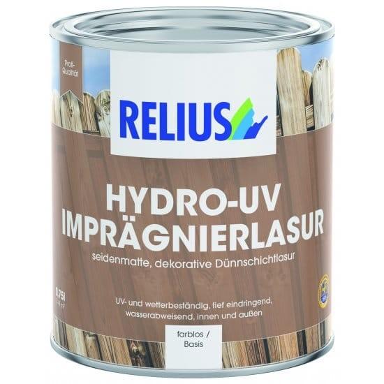 Relius Hydro -UV Impragnierlasur